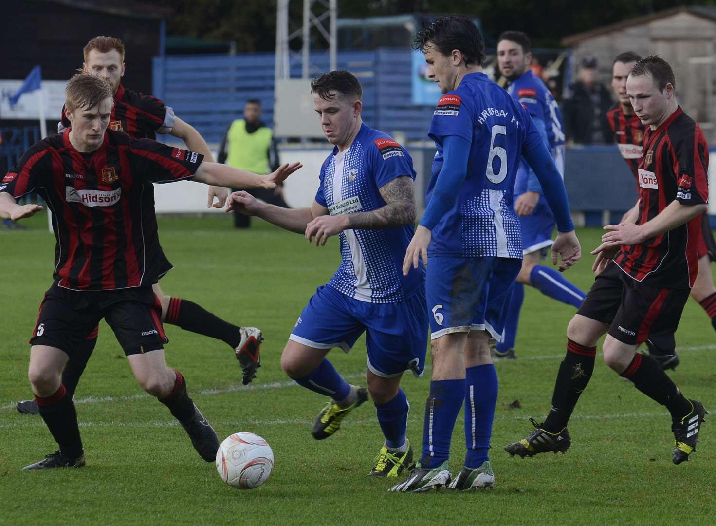 Ryman League and FA Trophy picture gallery