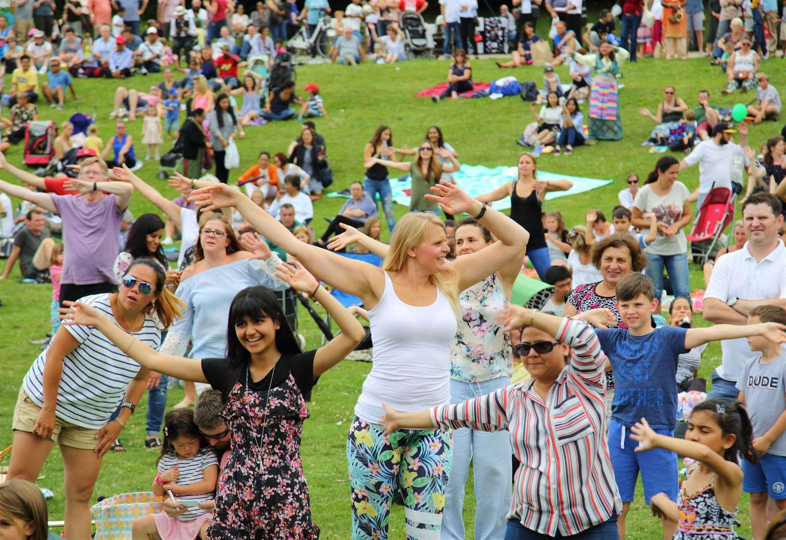 Mela brings flavours of the world to the County Town
