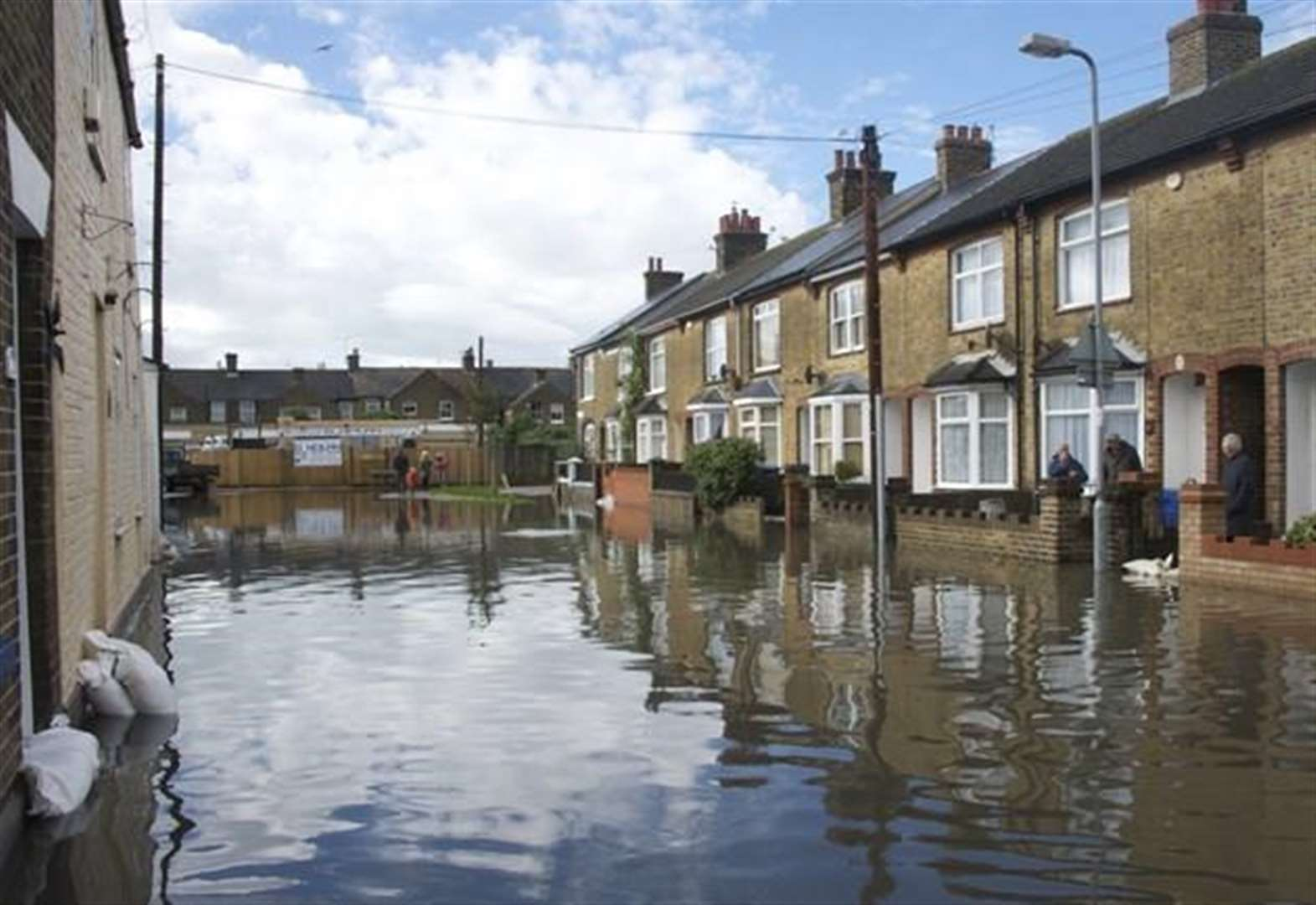 Residents walk out of flood prevention meeting with Southern Water