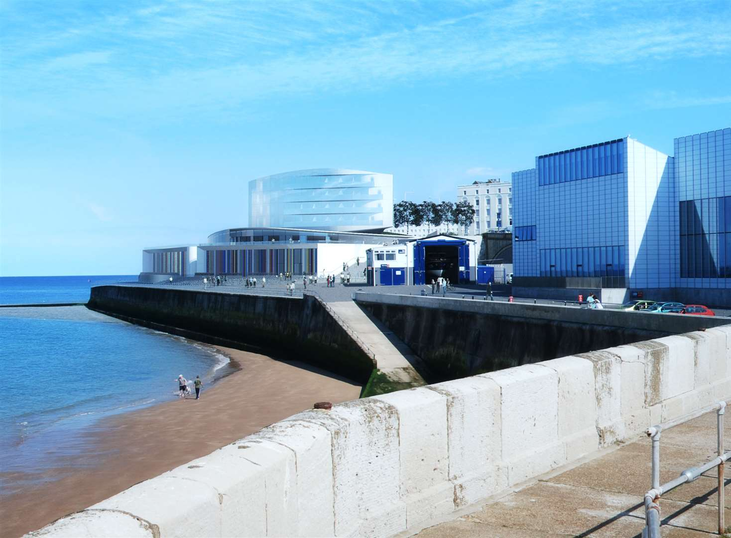 Multi-million plan for hotel on Margate seafront