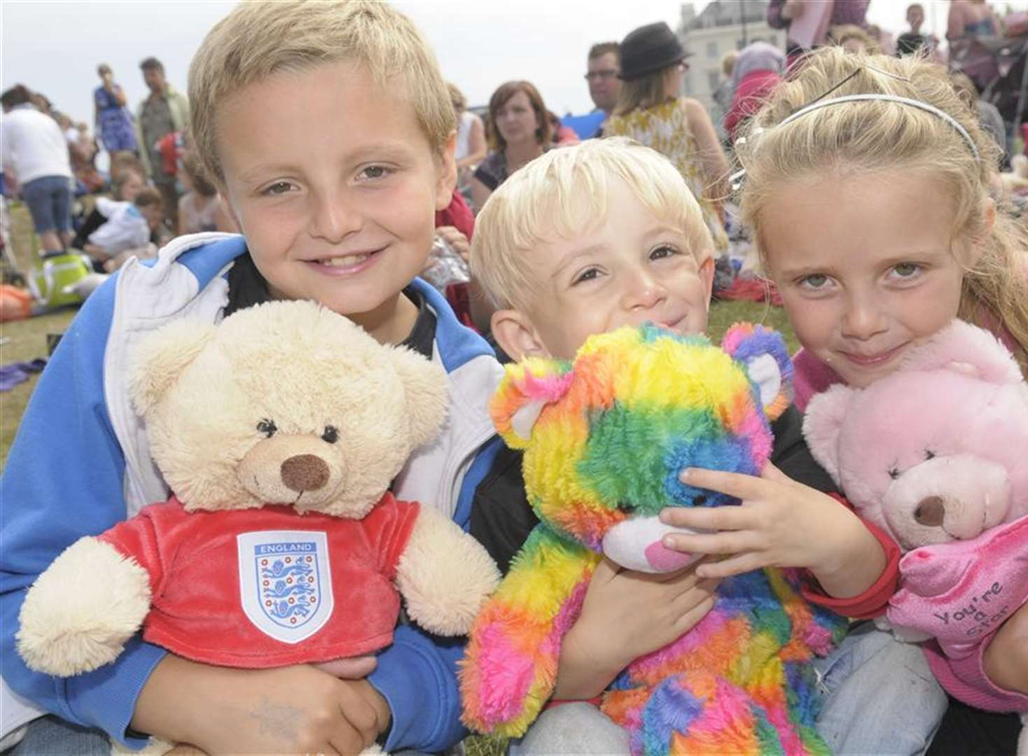 Teddy Bears' Picnic a great success