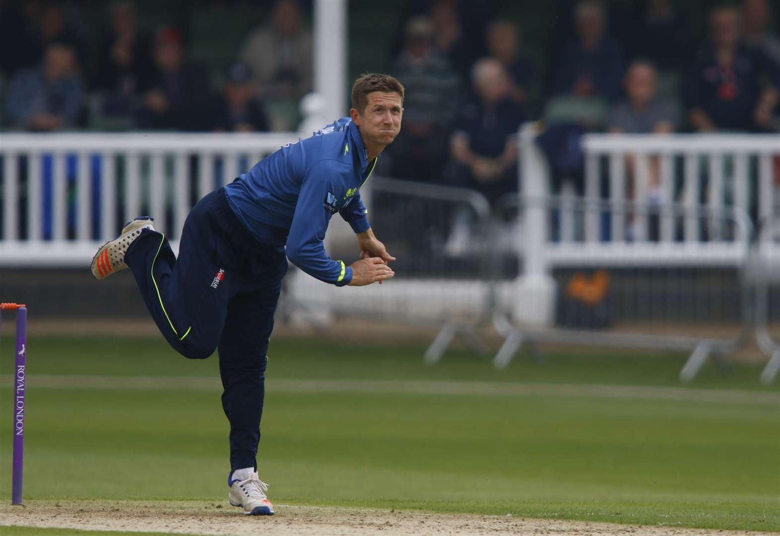 Denly delighted with Kent's first win