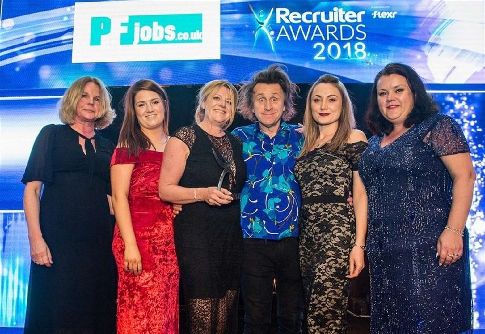 Authority's recruitment team scoops top award
