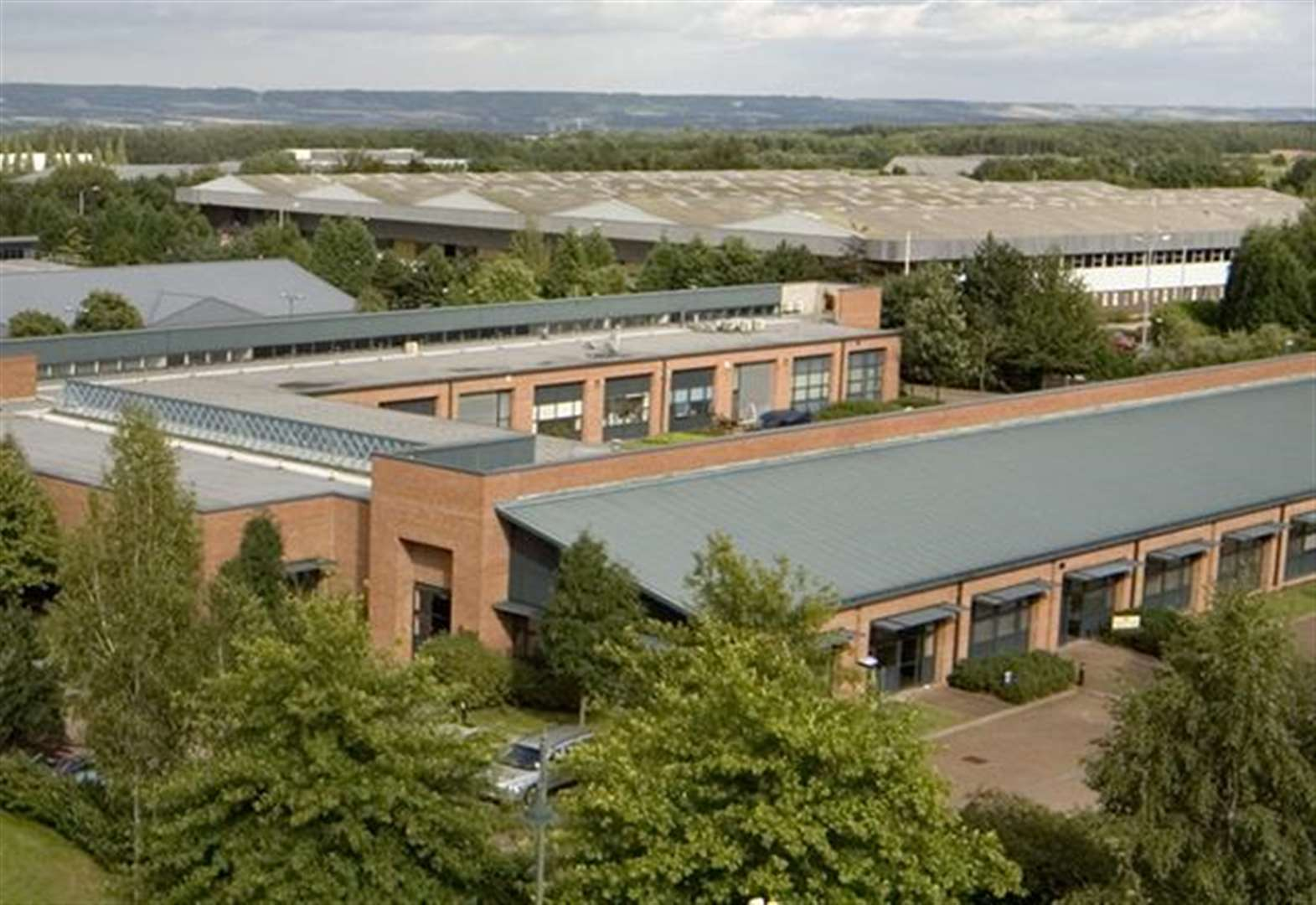 Food giant expands Kent base with new office