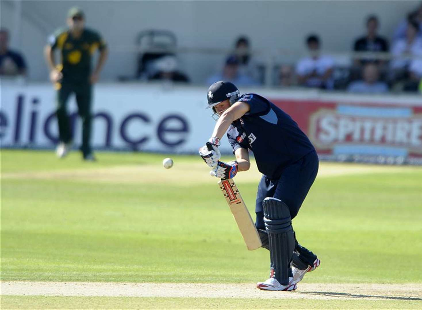 Record-breaking Cowdrey eyes Kent place after return from Oz