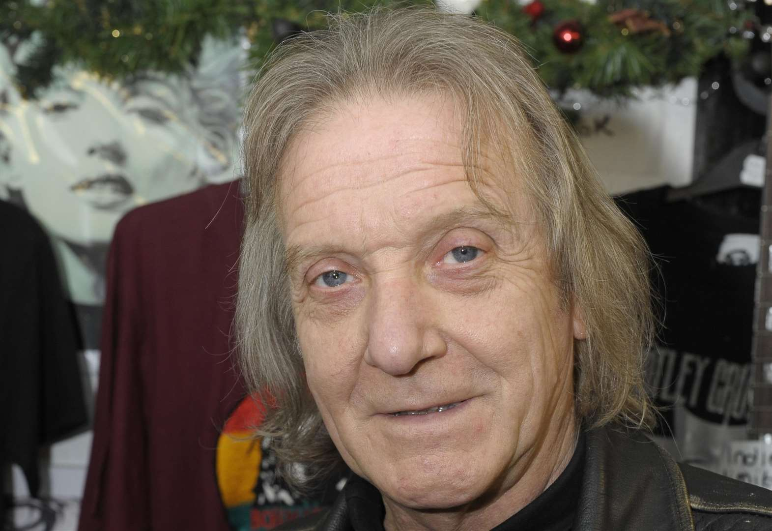 Record shop owner pays tribute to Peter Stringfellow