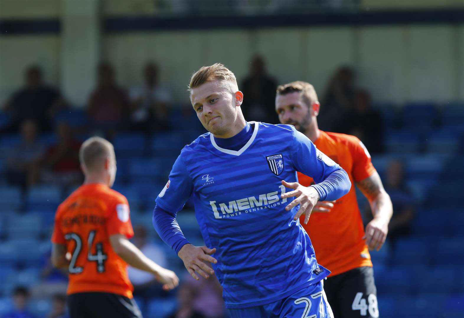 Nash strikes twice for Gills