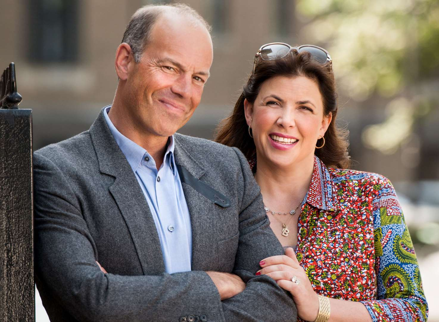 Kirstie Allsopp and Phil Spencer: The key to being the perfect TV pair
