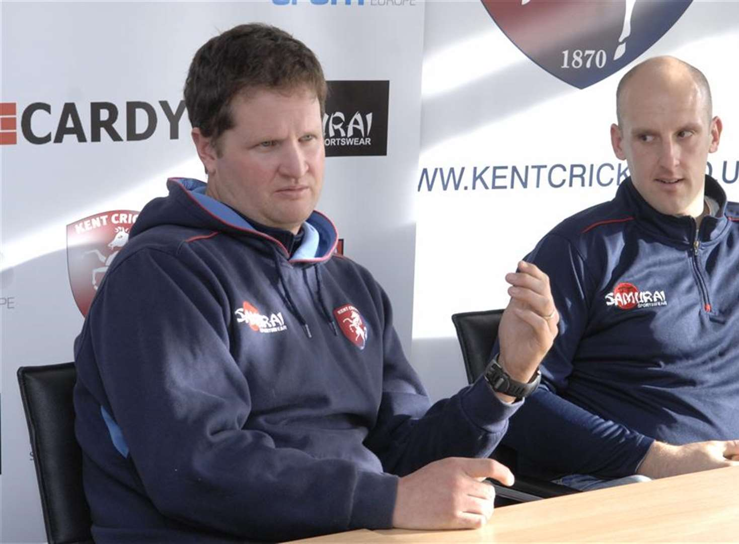 Refreshed Key focused on leaving legacy at Kent