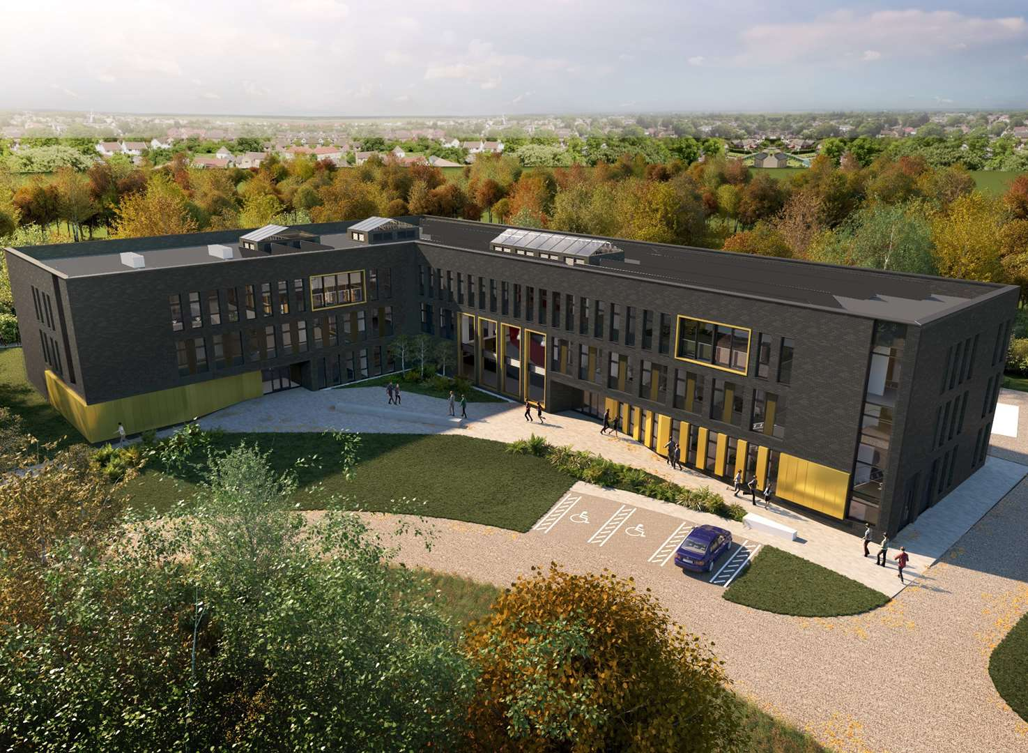 Construction to start on £13.4m uni building