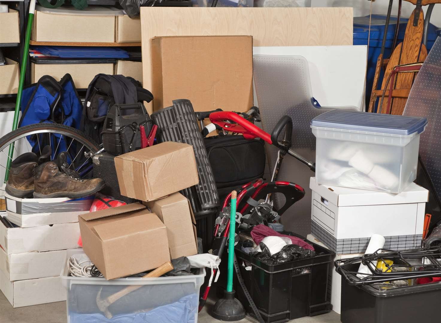 New Year clear-out? How to get rid of your unwanted junk