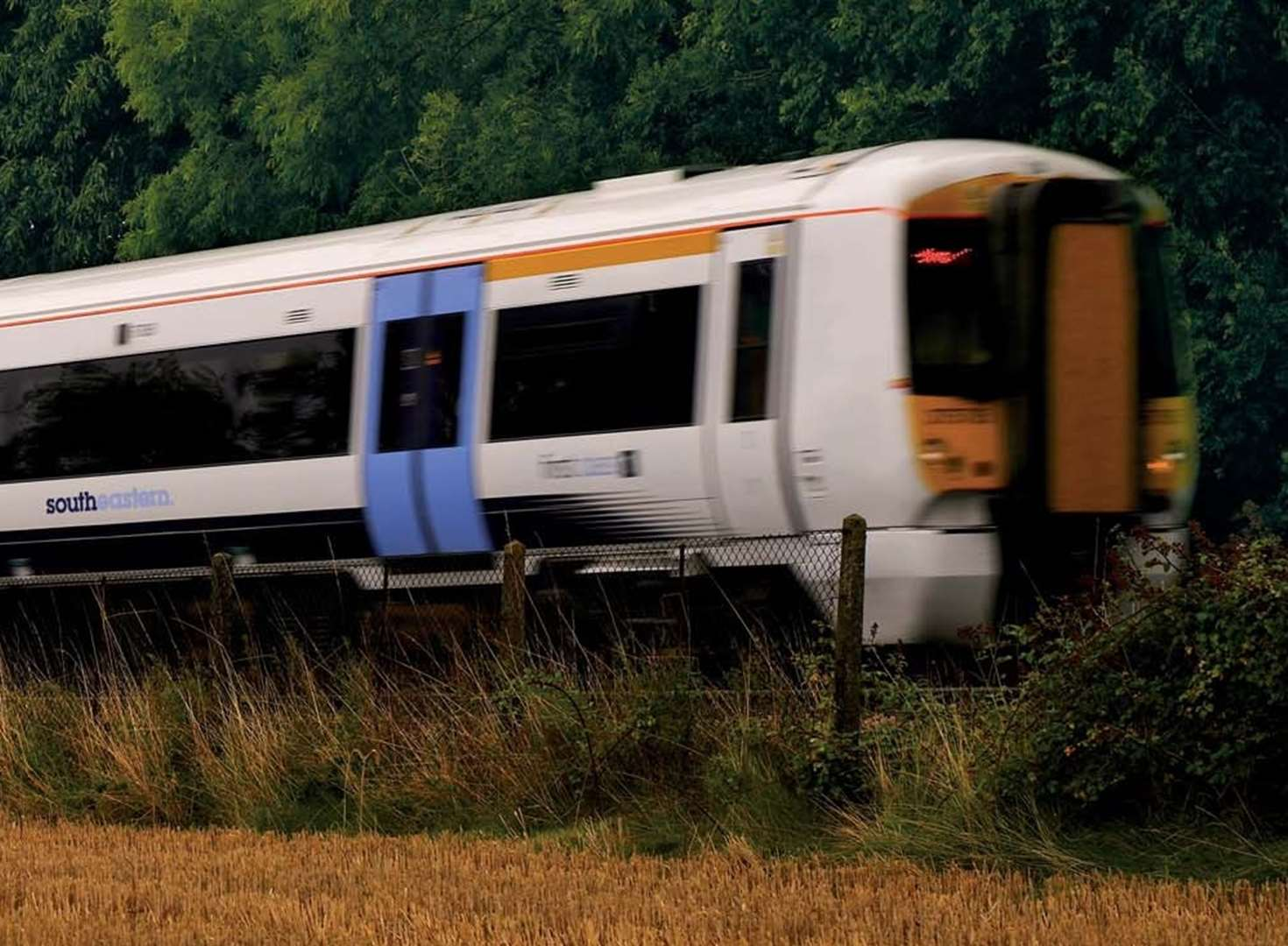 Trains back to normal - but with fewer carriages