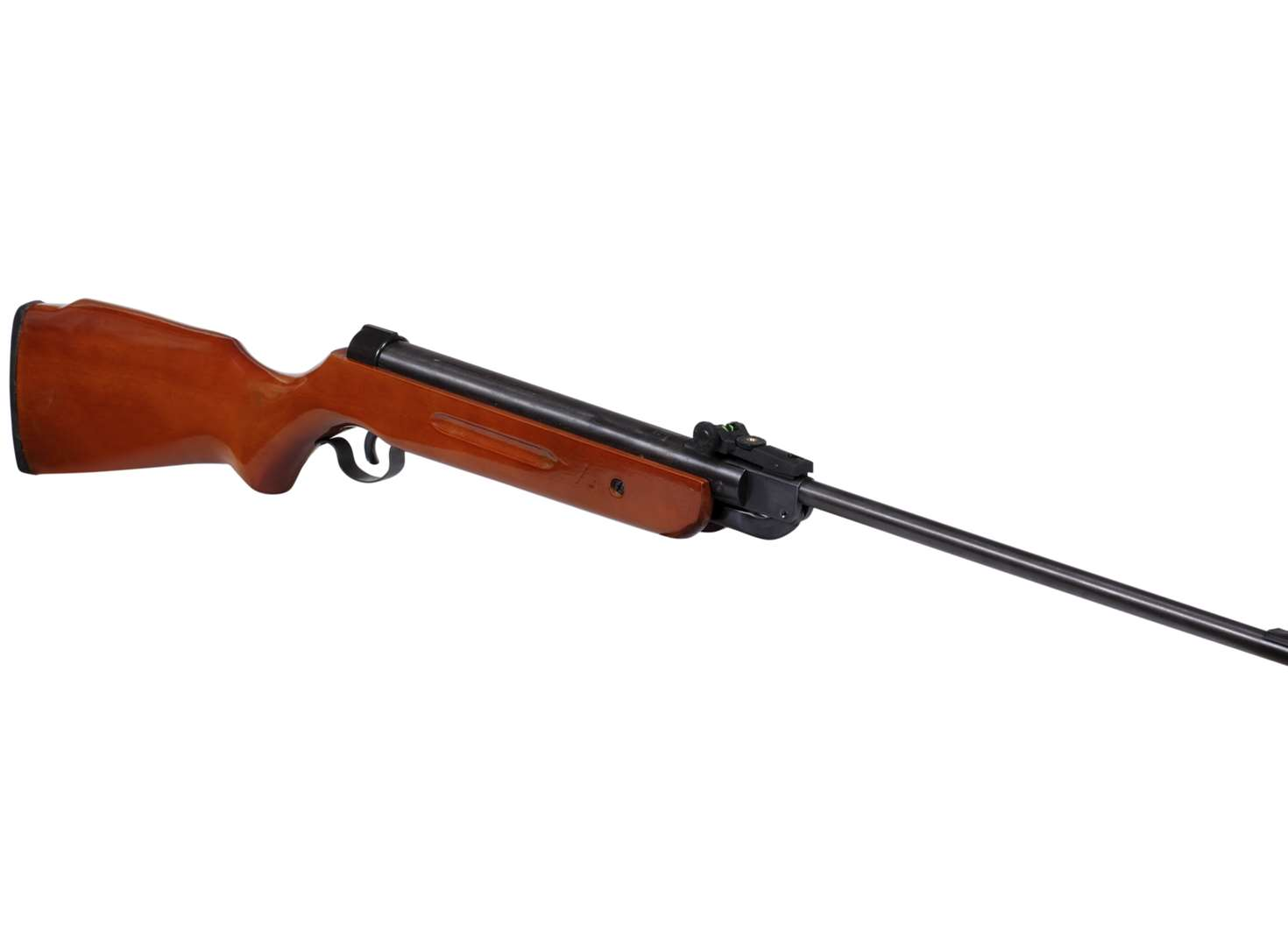 Man charged with carrying air rifle