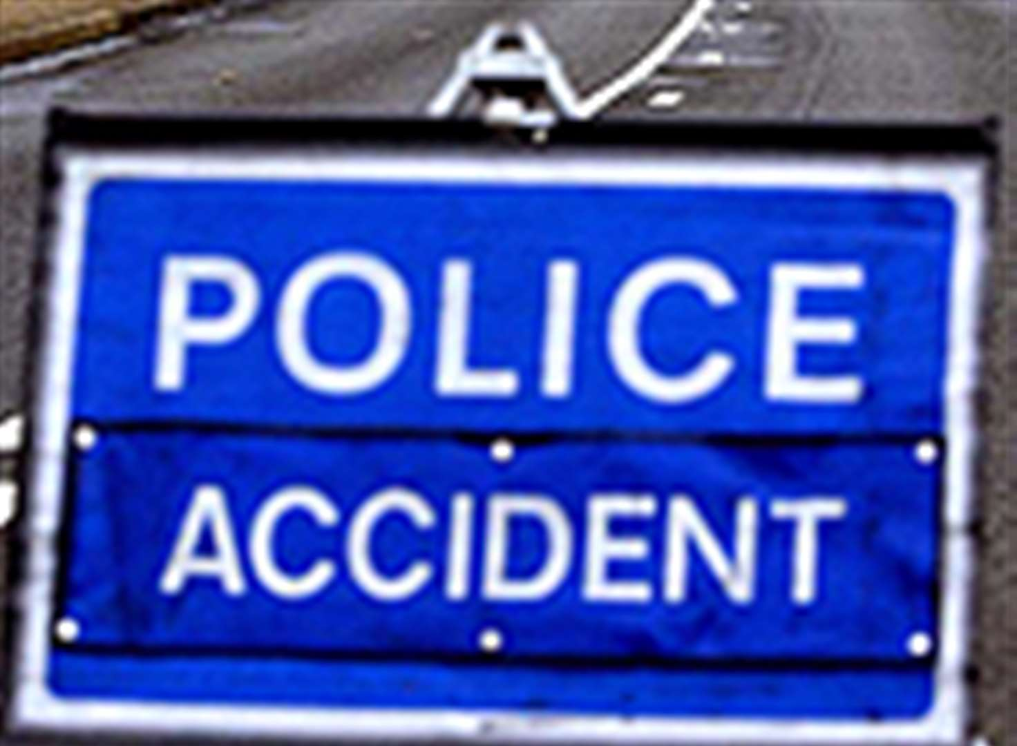 Crash on A2 near Bluewater