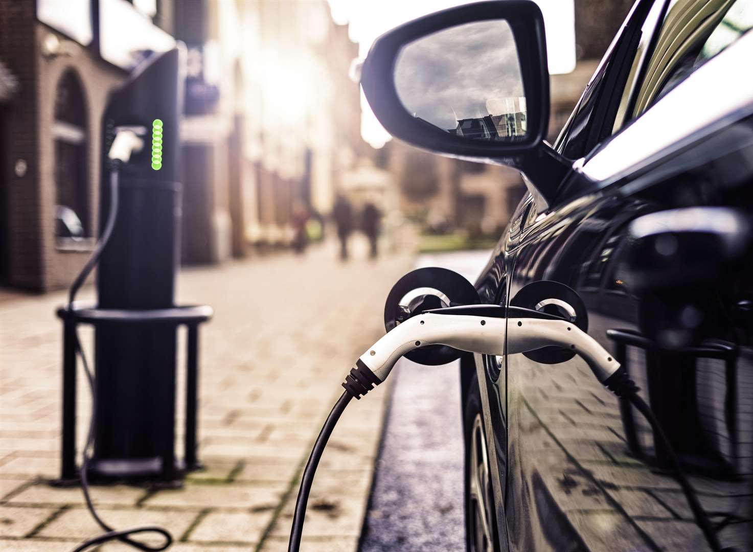 Kent sees surge in electric cars