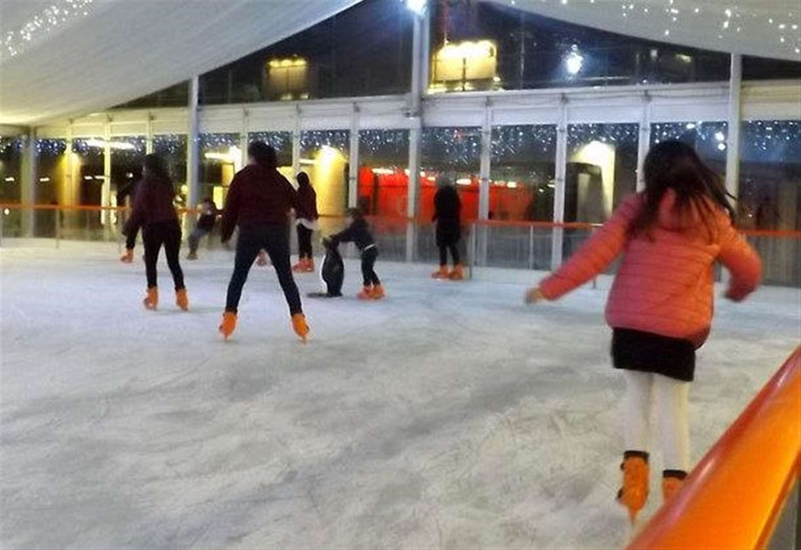 Ice rink plans shelved... yet again