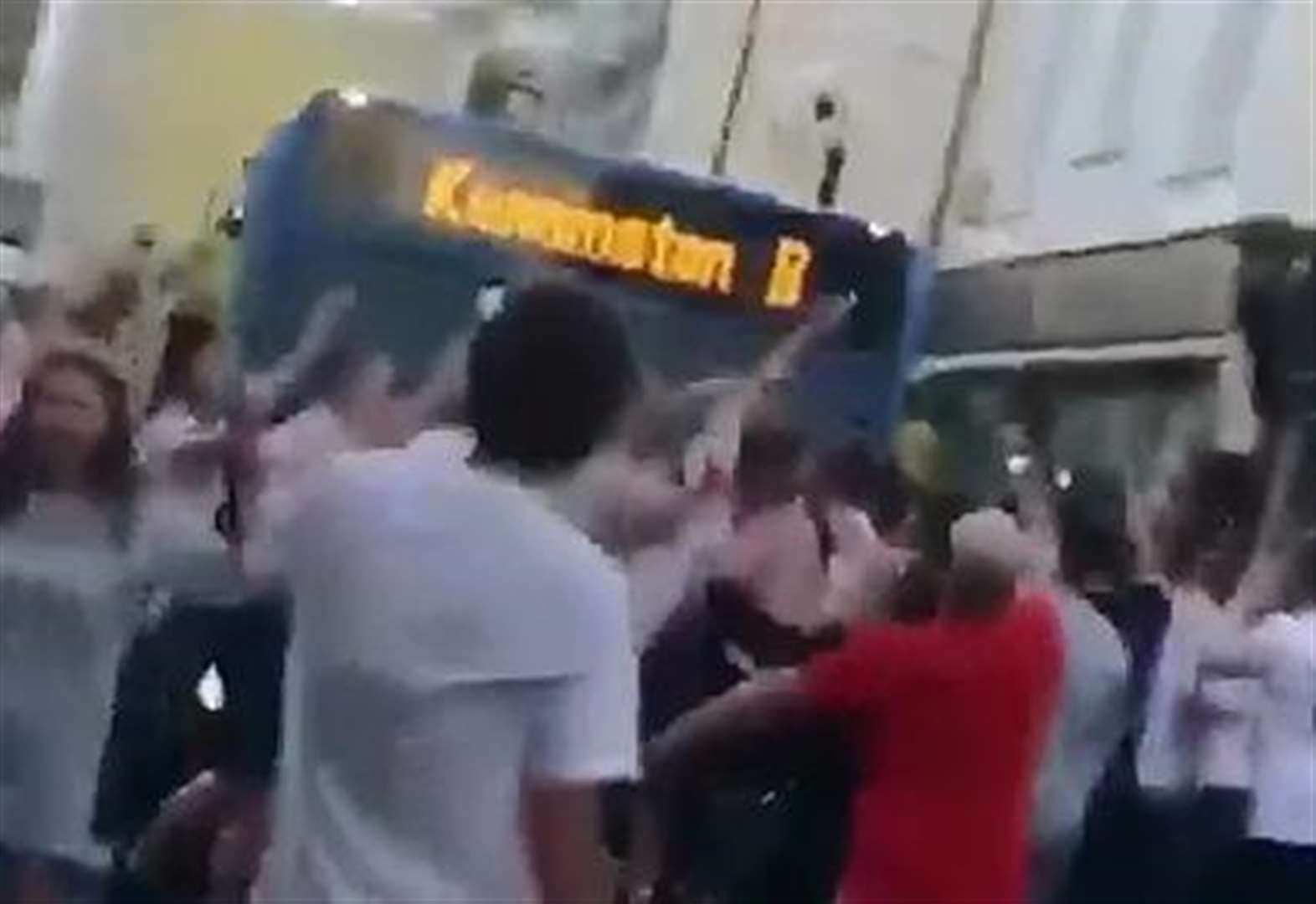 Pub clamps down after World Cup chaos