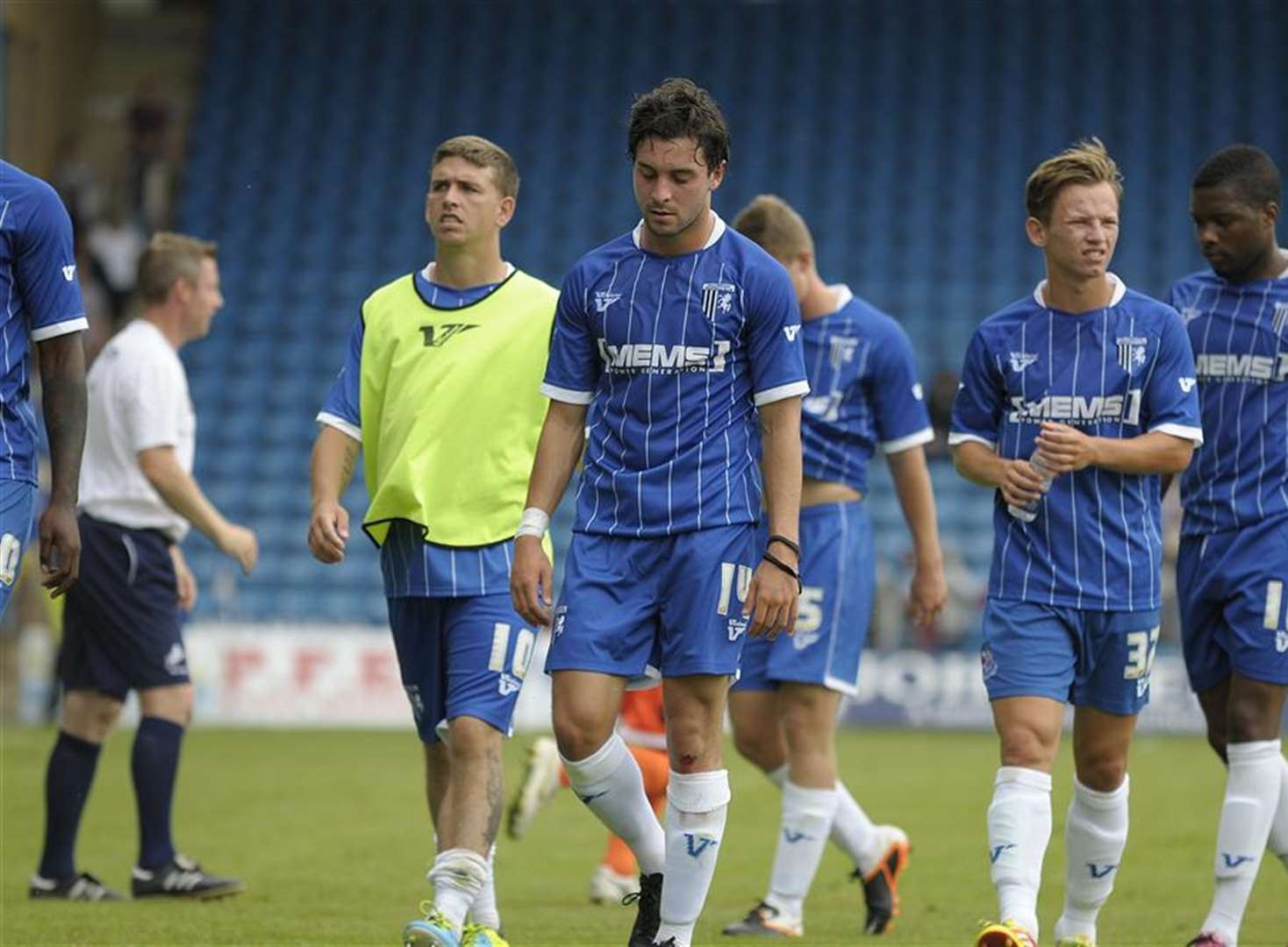 Gills still on the look-out for new faces