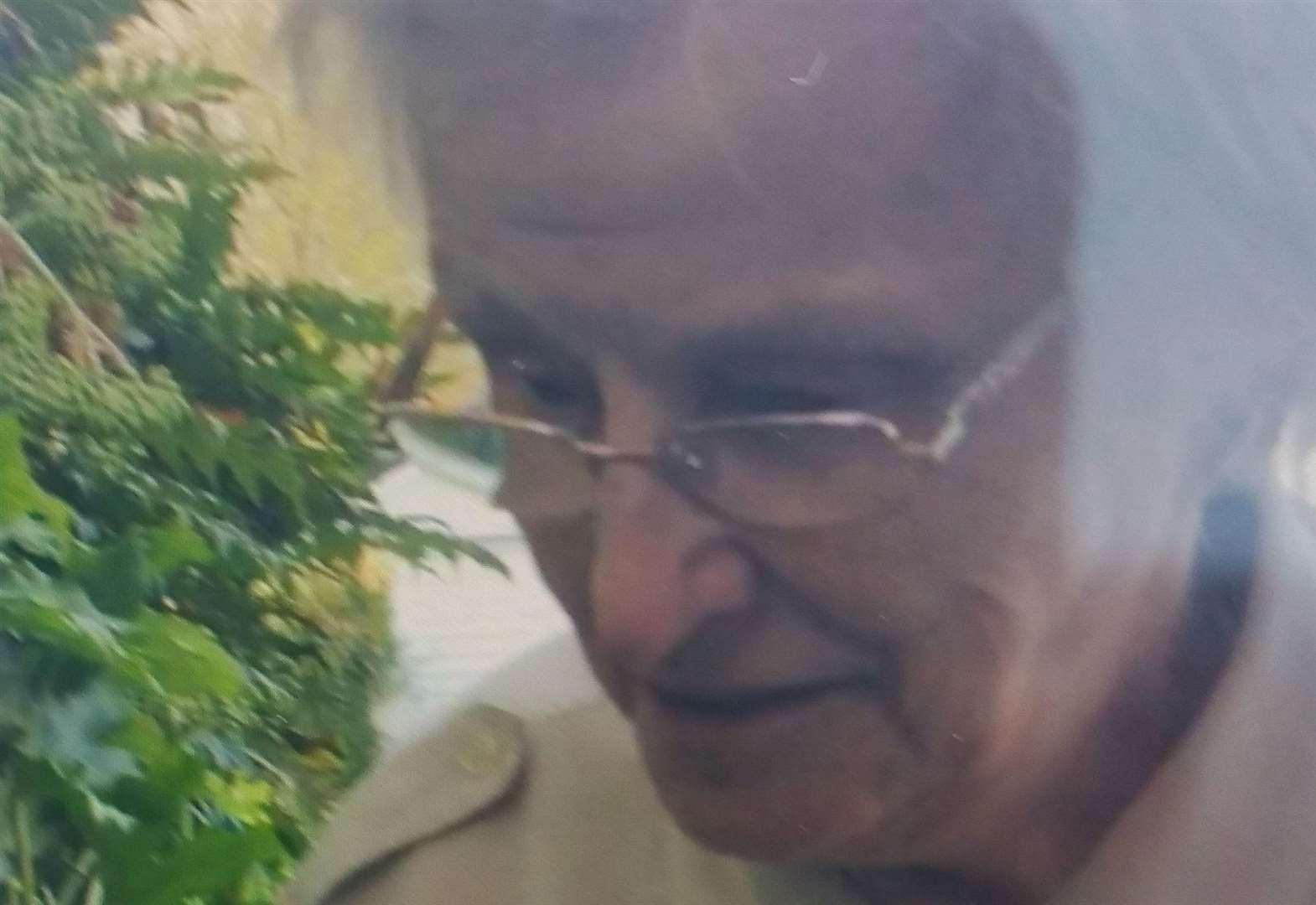 Missing pensioner found safe and well