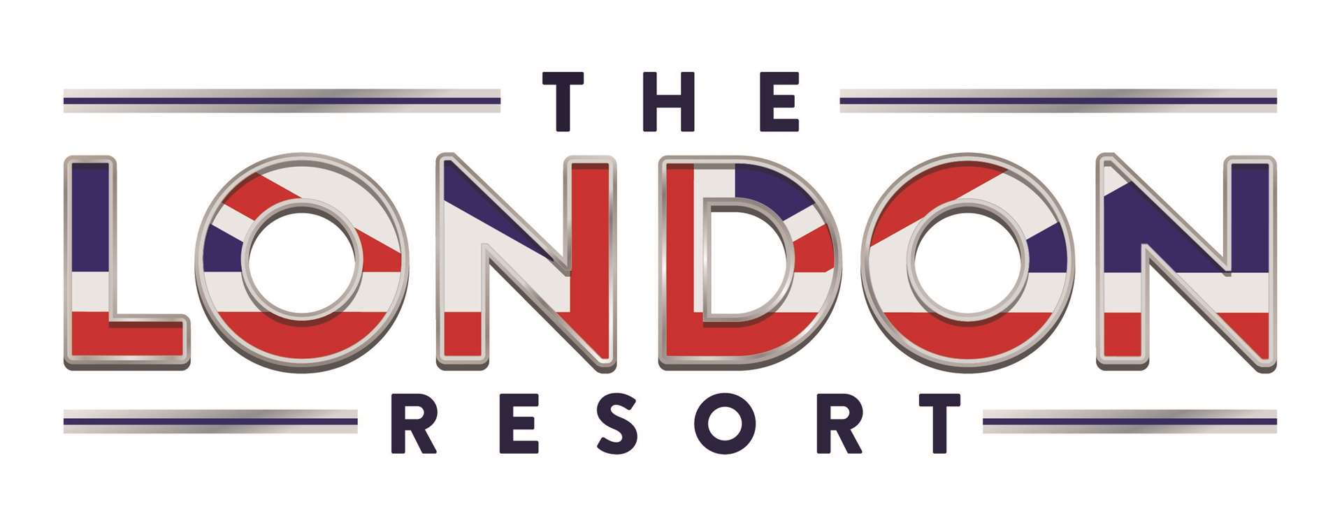 Developers have revealed a new logo for The London Resort