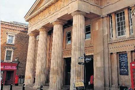 The inquest was being heard at Gravesend Old Town Hall