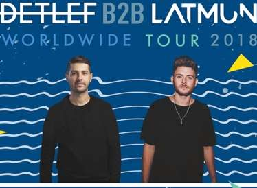Detlef & Latmun are coming to Kent