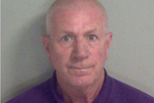 Brian Thrale, who faces sentencing after admitting sex offences