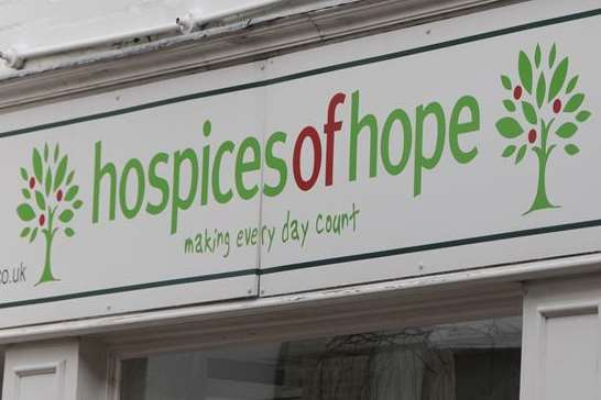 Barry Smith was a trading manager at the Hospices of Hope in Otford
