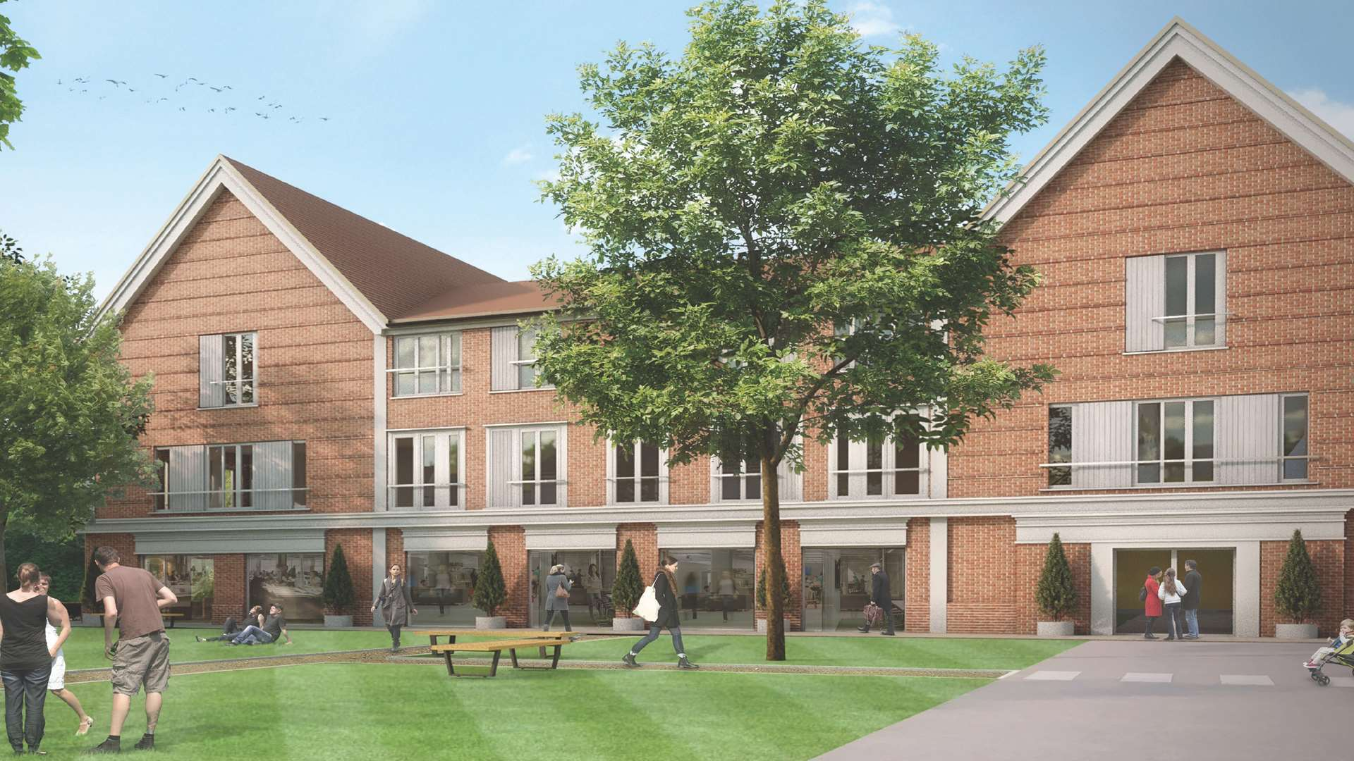 Quinn Estates has revealed plans for its Herne Bay golf club