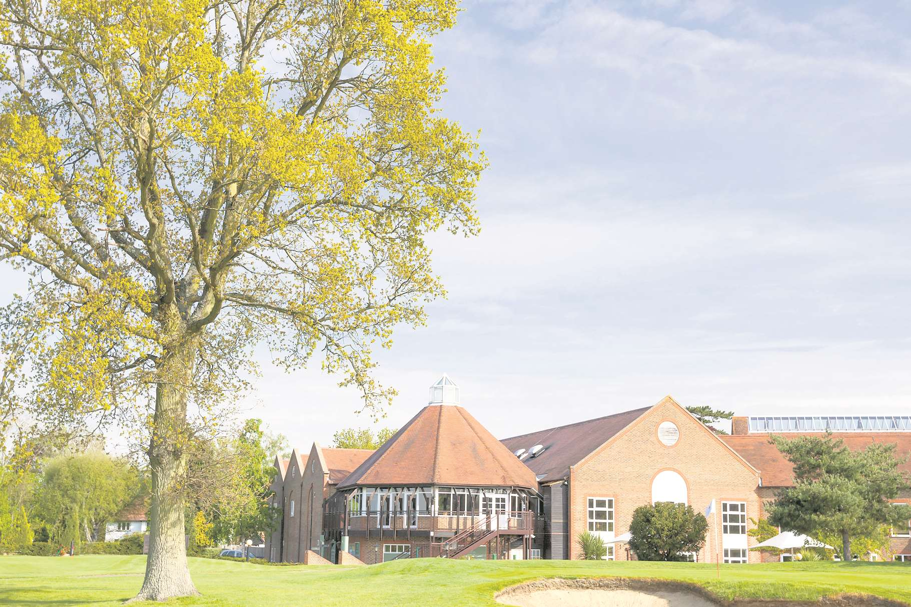 The Tudor Park Marriott Hotel and Country Club, Bearsted