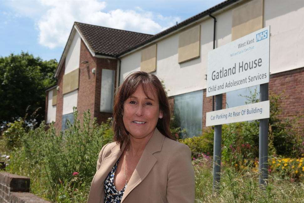Anne Allen is the principal of the new Jubilee Primary School in Maidstone.
