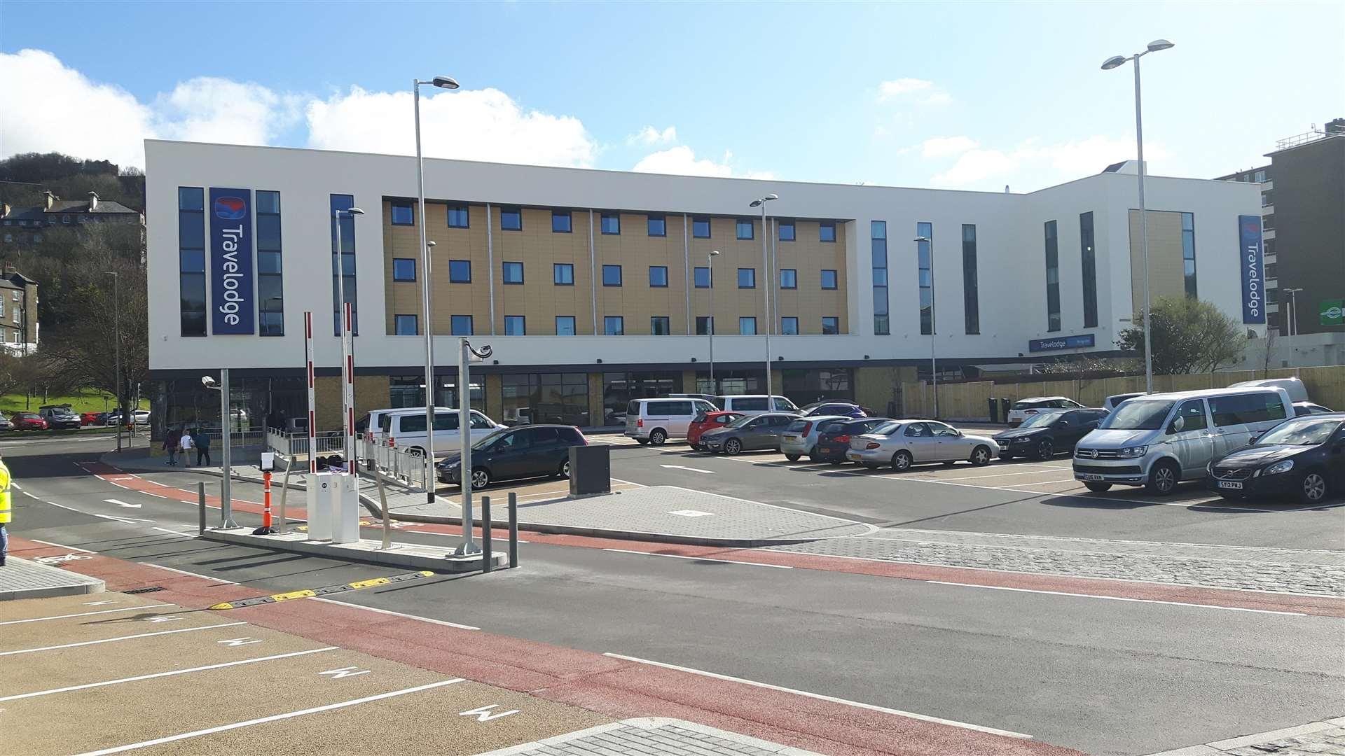 Hotels Gillingham Kent Uk