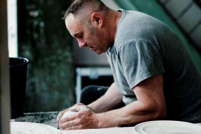 Whitstable Ceramics Designer Keith Brymer Jones Produces