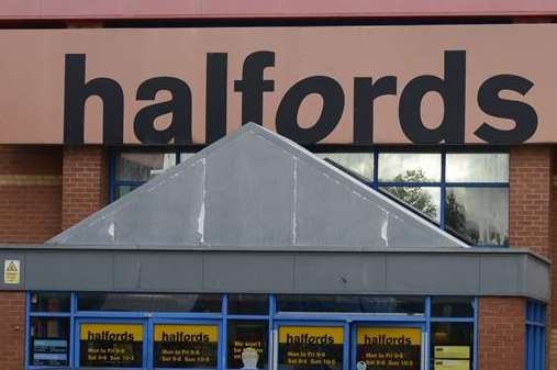 Joseph Love unsuccessfully sued Halfords