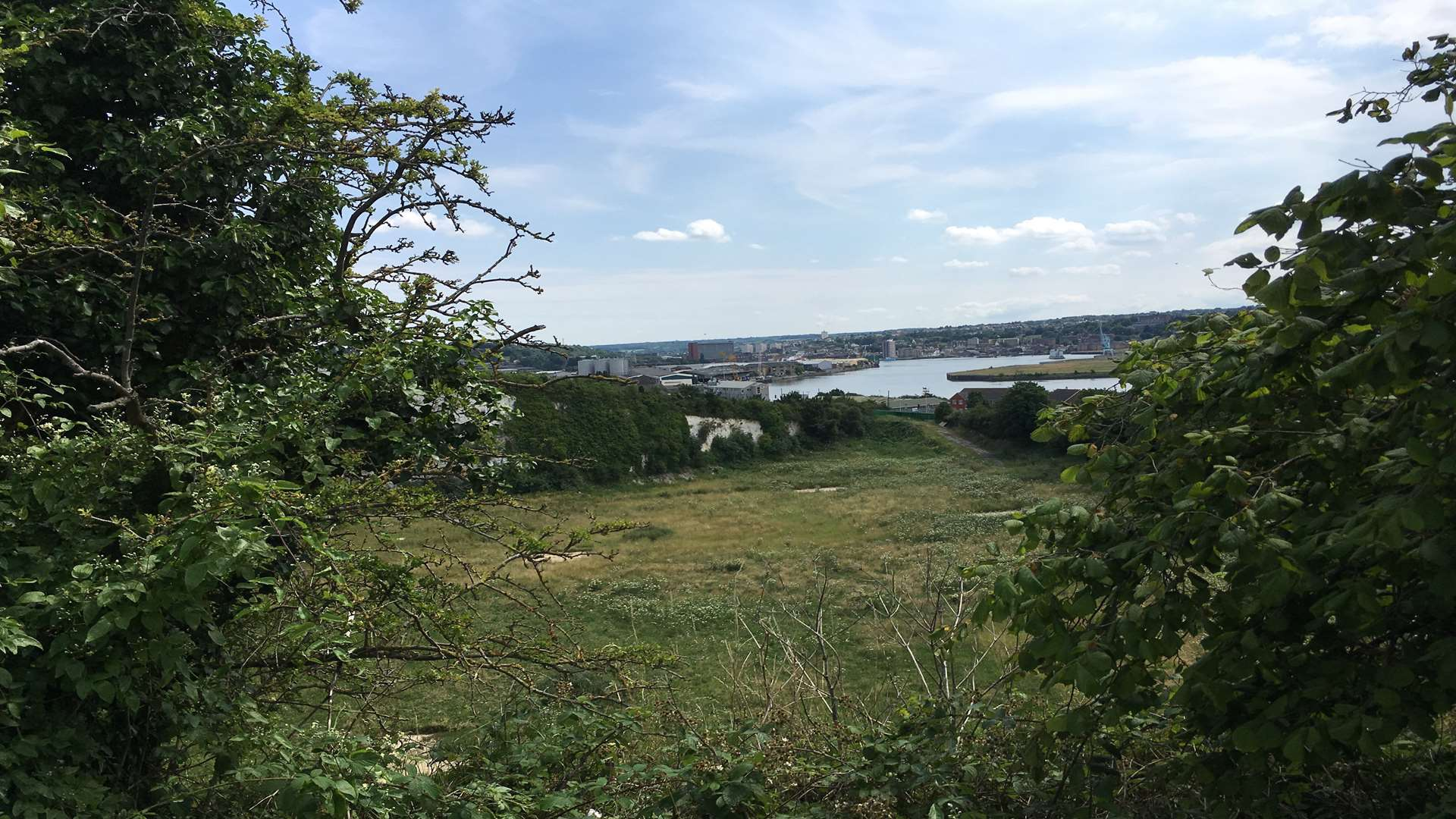 A developer will build 130 homes in the quarry in Commissioners Road, Strood