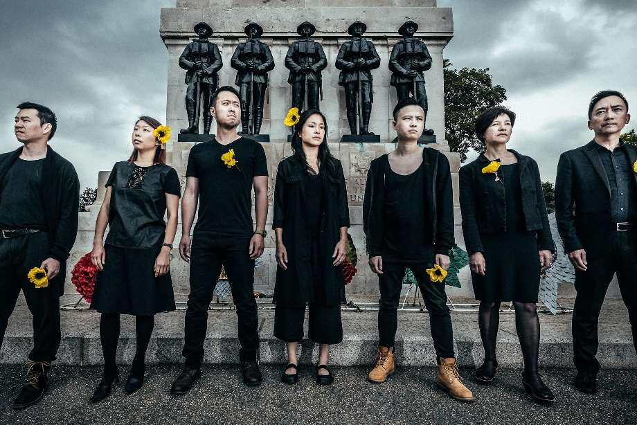 A show in Folkestone will tell and highlight the stories of the Chinese Labour Corps who were based in the town during the First World War. Picture: Chinese Arts Space