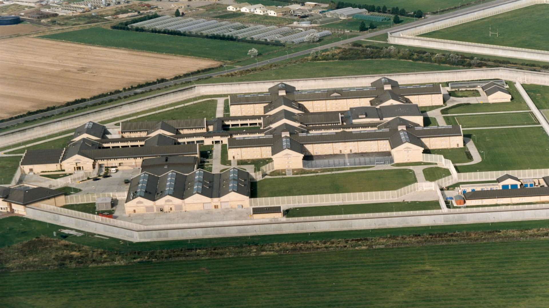 Opemuyi treated inmates at HMP Elmley on the Isle of Sheppey