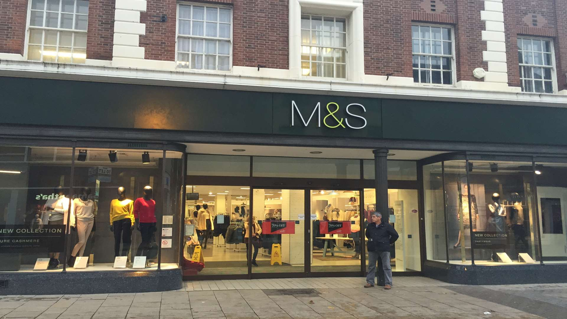 Marks and Spencer in Canterbury