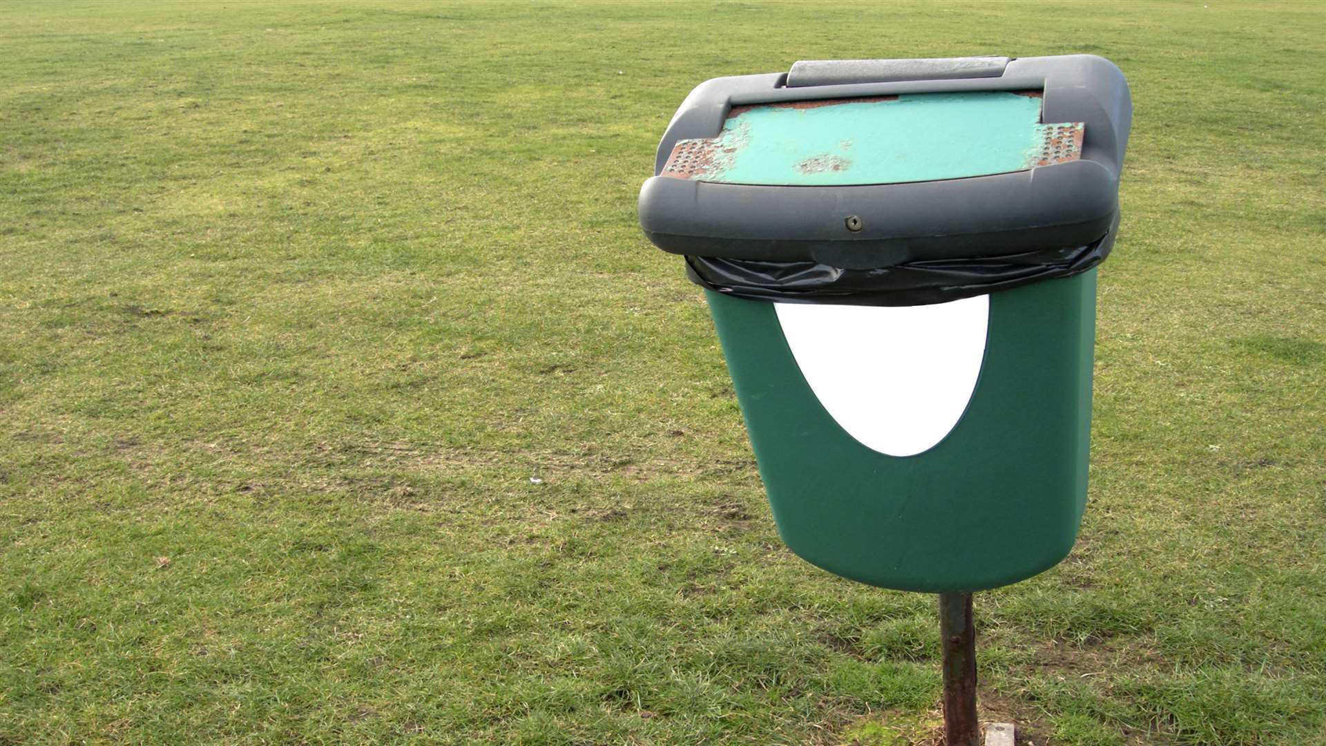 Dog waste bins for pet owners to dispose of their waste during walks
