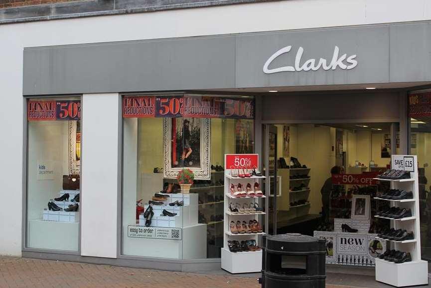 Shoe Shops In Maidstone High Street