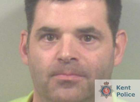 Owen Rees. Picture: Kent Police.