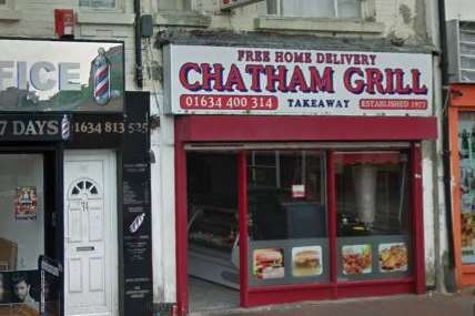 The Chatham Grill.