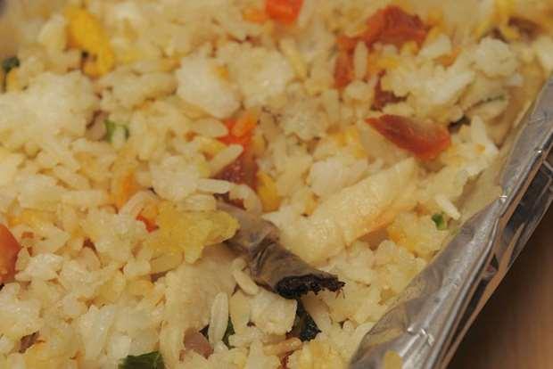 street fried rice