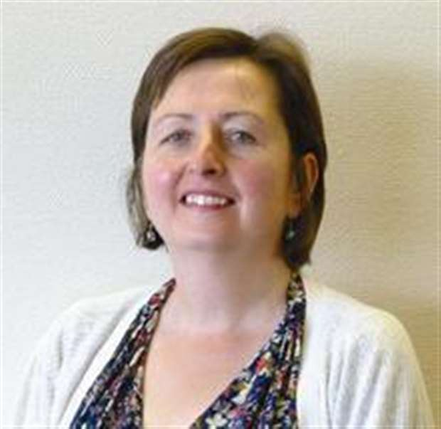 Barbara Peacock, new director of children's and adult services at Medway  Council