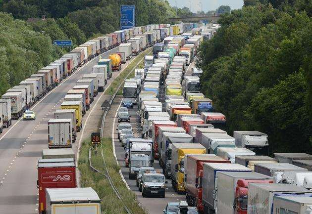 Operation Stack Contraflow System To Be Introduced On M20 From Next Year