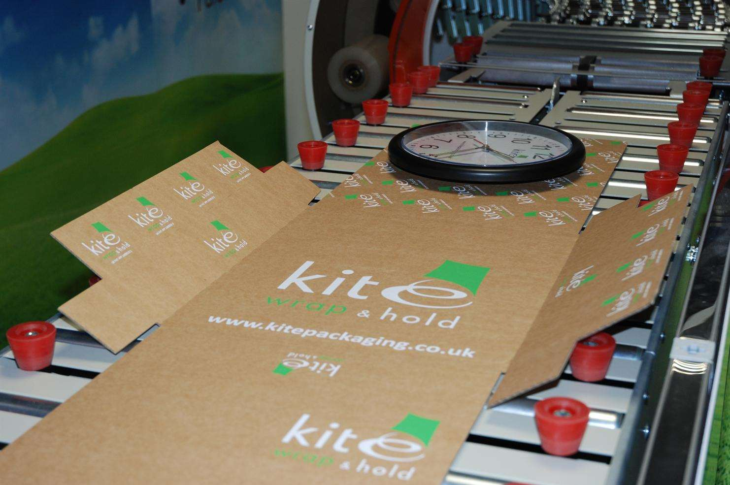 Kite Packaging has opened a new branch in Maidstone