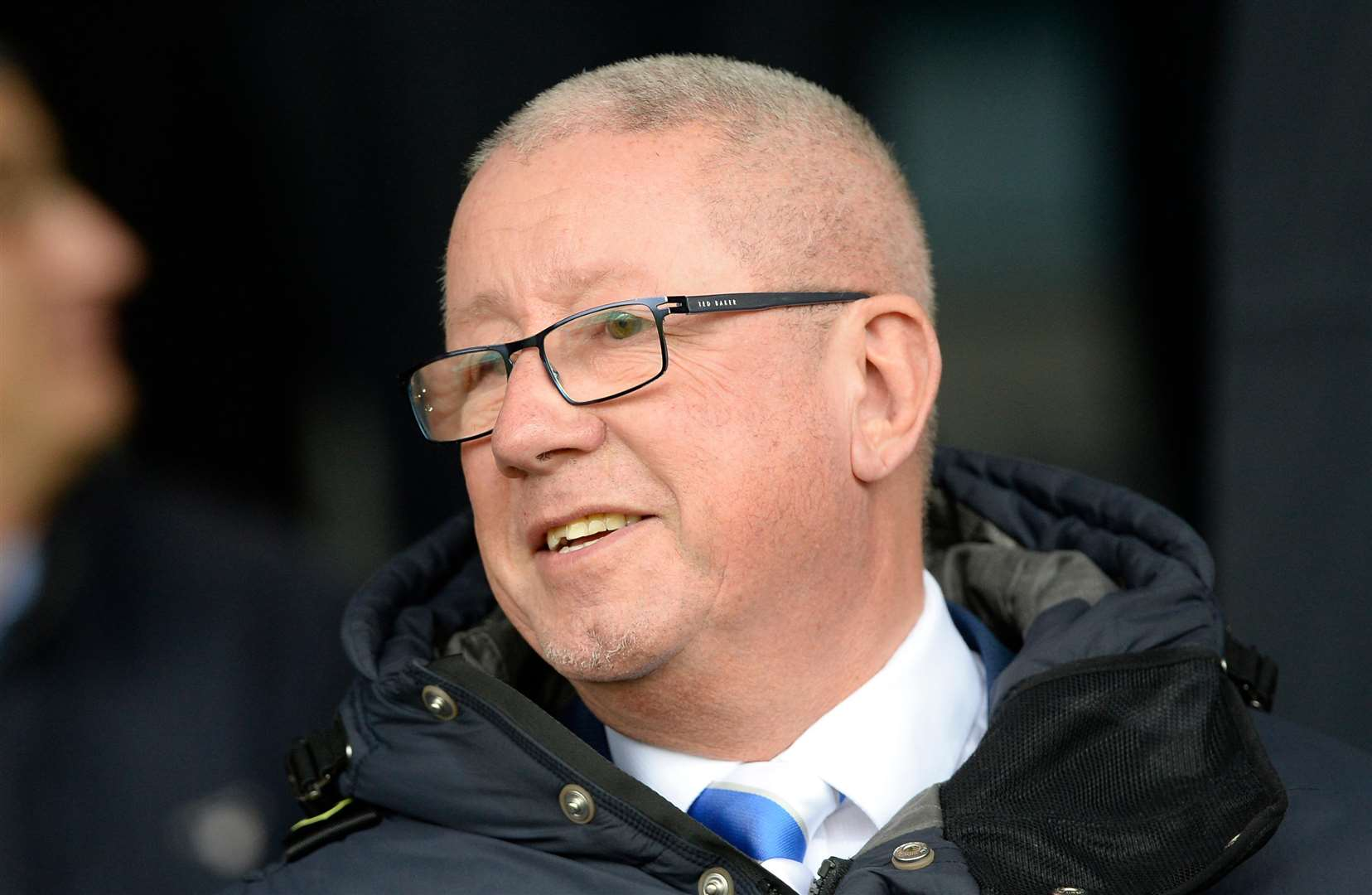 Gillingham chairman Paul Scally Picture: Ady Kerry