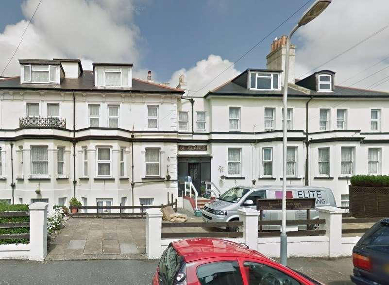Dementia patients were discovered with unexplained cuts and bruises at St Claire Care Home, Folkestone: Google