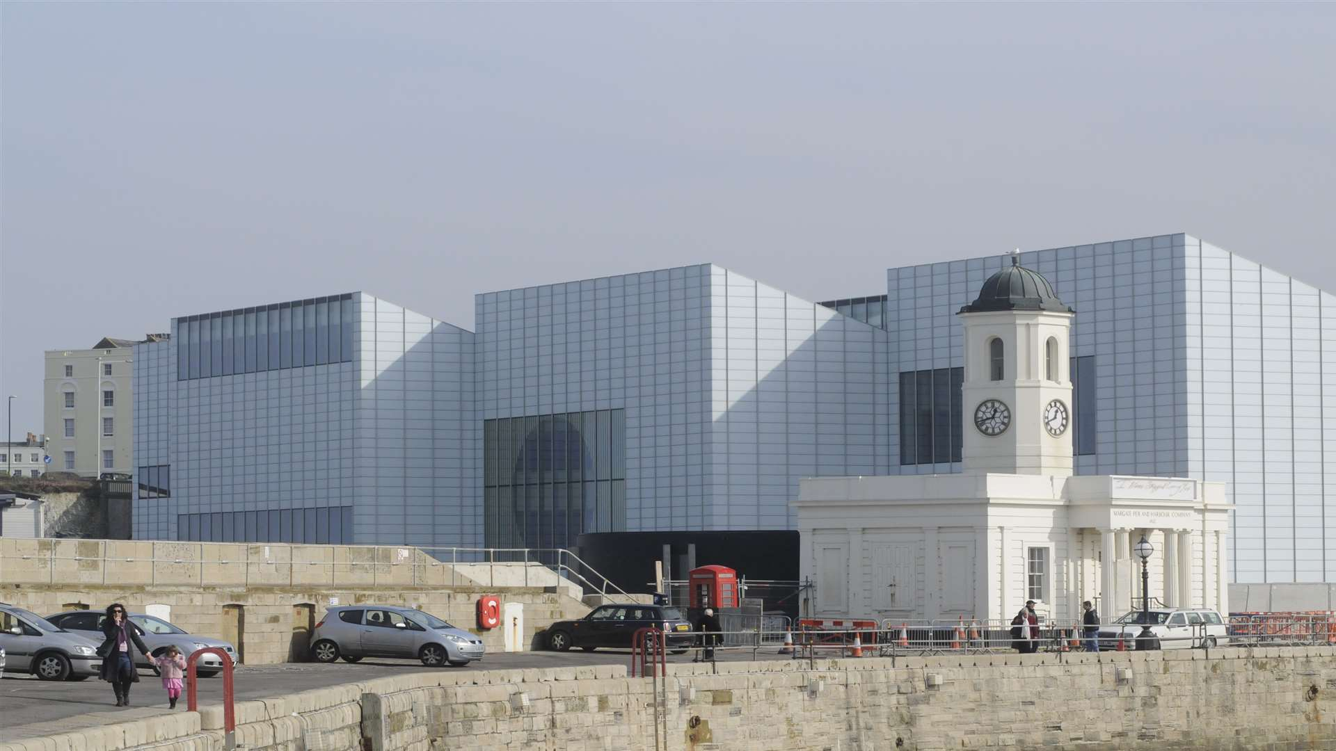 The Turner Contemporary in Margate attracted nearly a million people to the town in the last five years