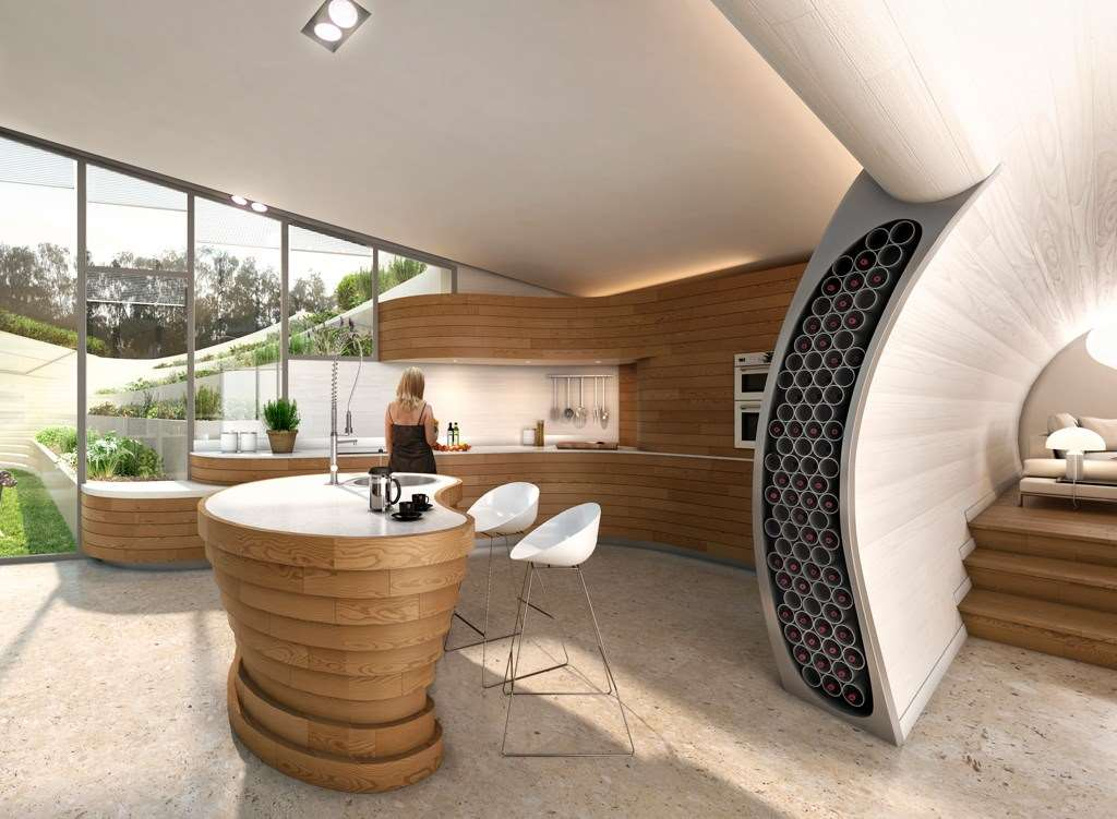 How the inside will look. Picture: Hawkes Architecture